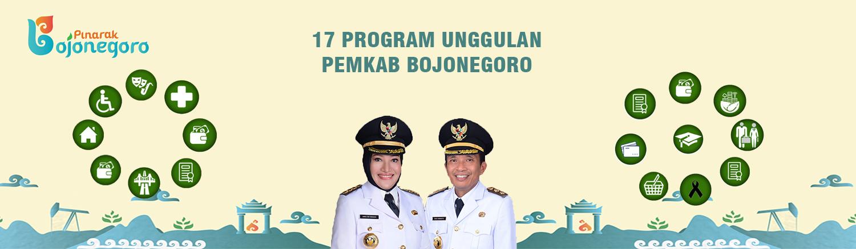 17 Program Unggulan Kabupaten Bojonegoro